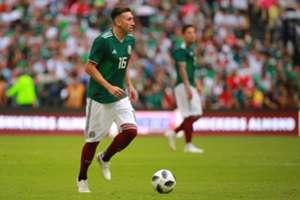 Héctor Herrera México