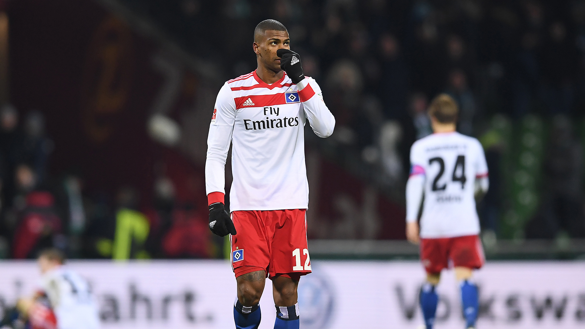 Walace Hamburger SV 14022018