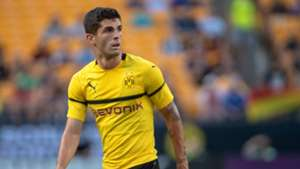 Christian Pulisic BVB ICC 2018