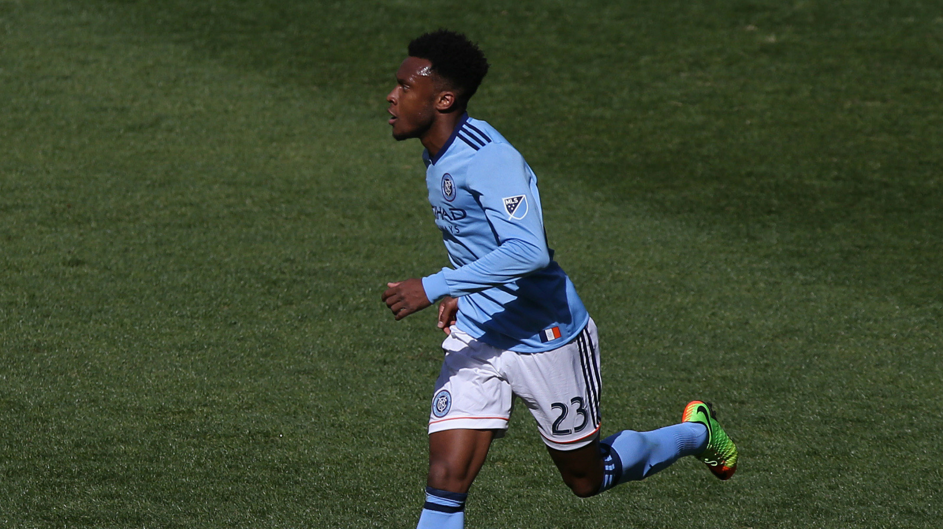 Rodney Wallace New York City FC