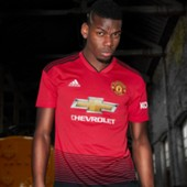 pogba man u kit 18/19