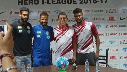 Surinder Singh Sanjoy Sen Minerva Punjab Mohun Bagan I-League 2017