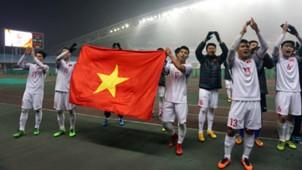 U23 Việt Nam làm nên lịch sử