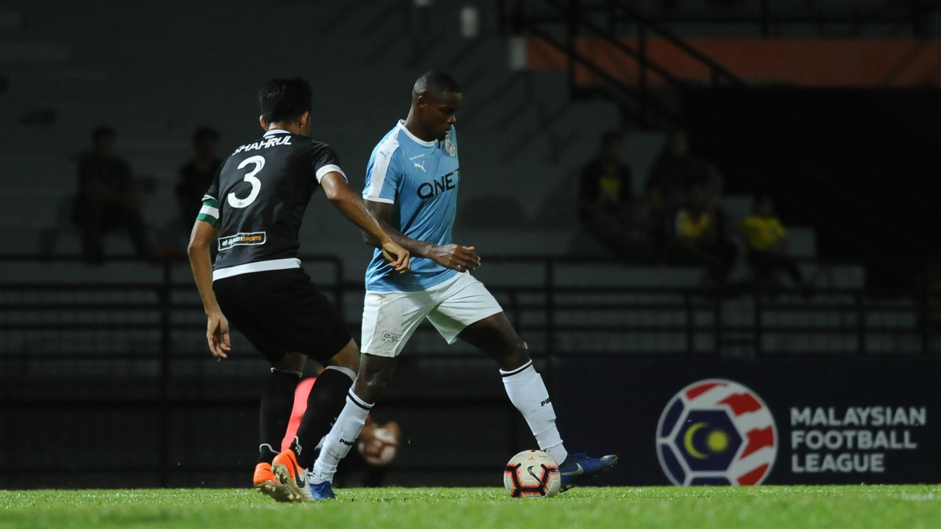 Washingston Brandao, PJ City FC v Perak, Malaysia Super League, 14 Jun 2019