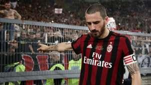 Leonardo Bonucci Juventus Milan Coppa Italia 05092018