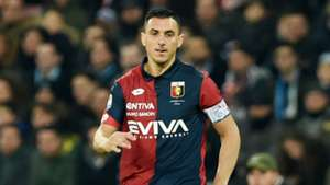 Nicolas Burdisso, Genoa, Serie A, 02102017