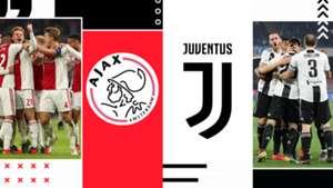 Ajax Juventus UEFA Champions League