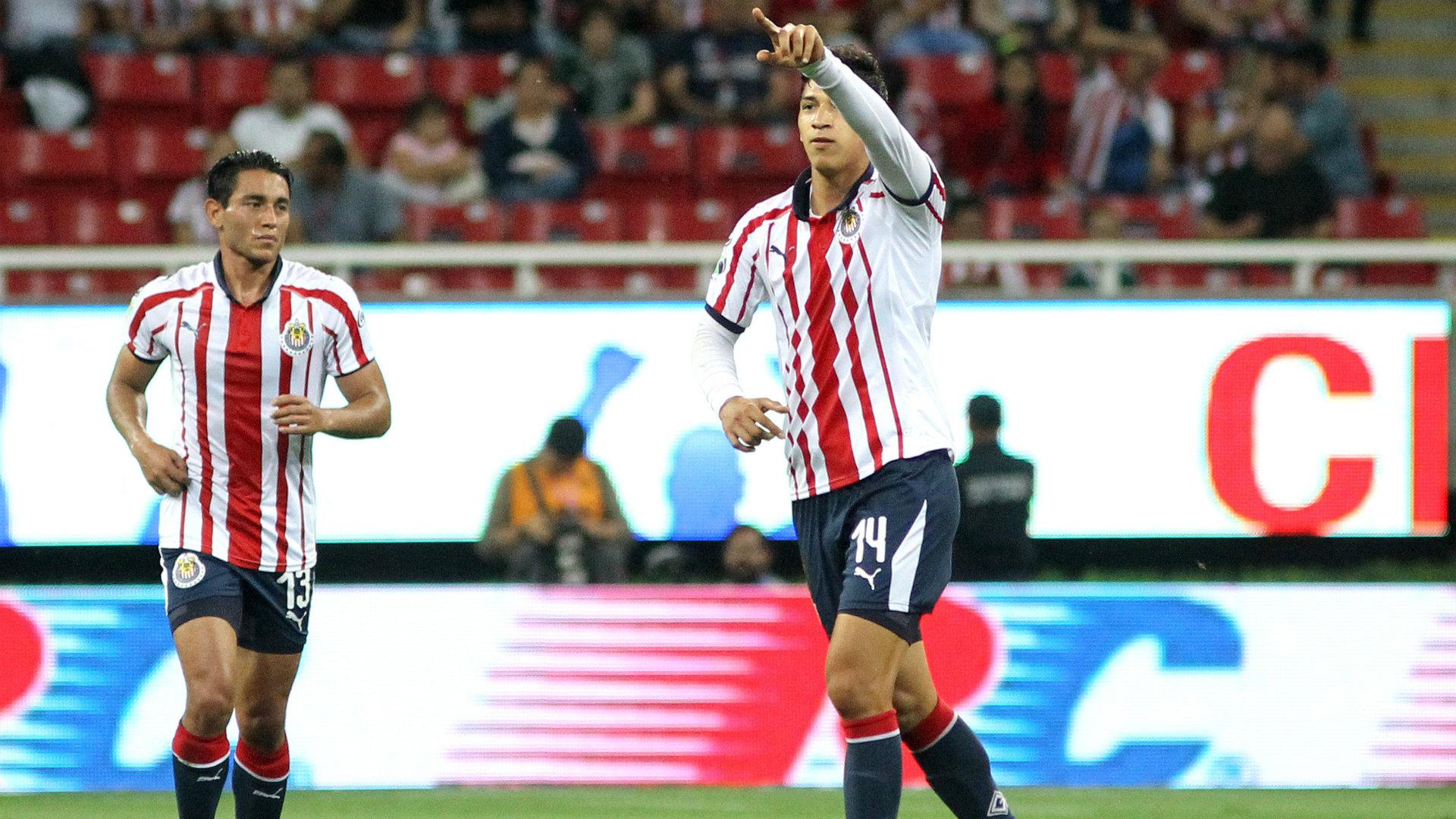 Zaldívar Liga MX Chivas Apertura 2018
