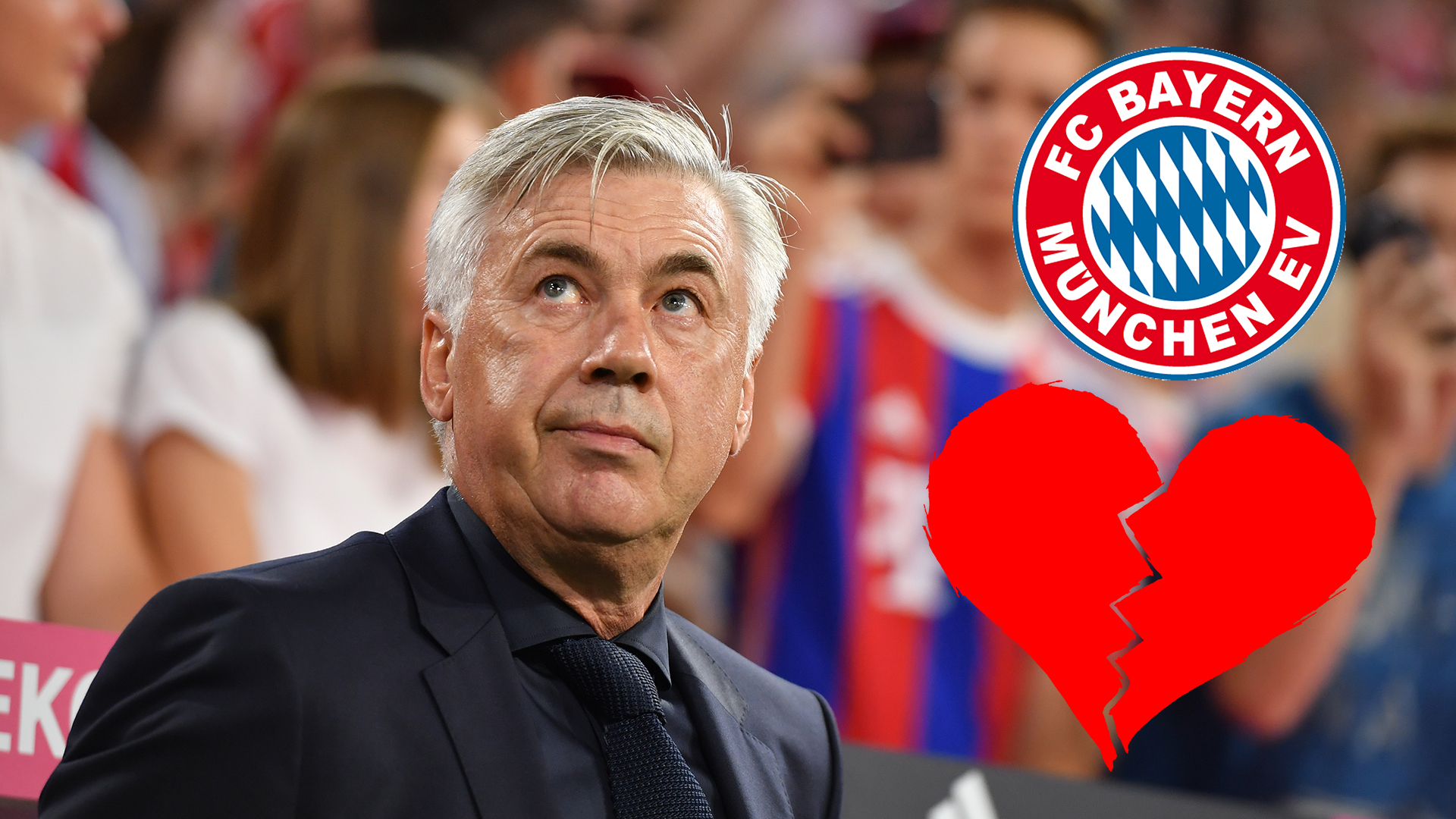 Bayern Munich sack Carlo Ancelotti after defeat against PSG