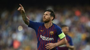 Lionel Messi, Barcelona - PSV, Champions League 09182018