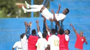 AFC Leopards Marvin Nabwire v Nakumatt.