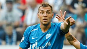 Артём Дзюба, «Зенит» — «Арсенал», РФПЛ, 4 августа, 2018 года