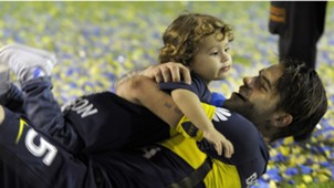 Fernando Gago Boca Juniors 15062017