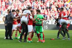Mainz 05 vs Eintracht Frankfurt avoided relegation