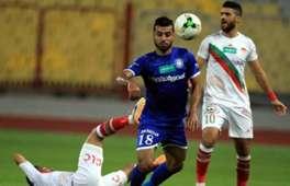 حسام حسن - لاعب سموحة