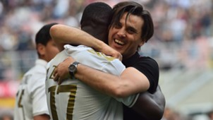 Montella Zapata Inter Milan Serie A