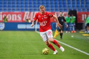 Charbonnier Brest Ligue 2