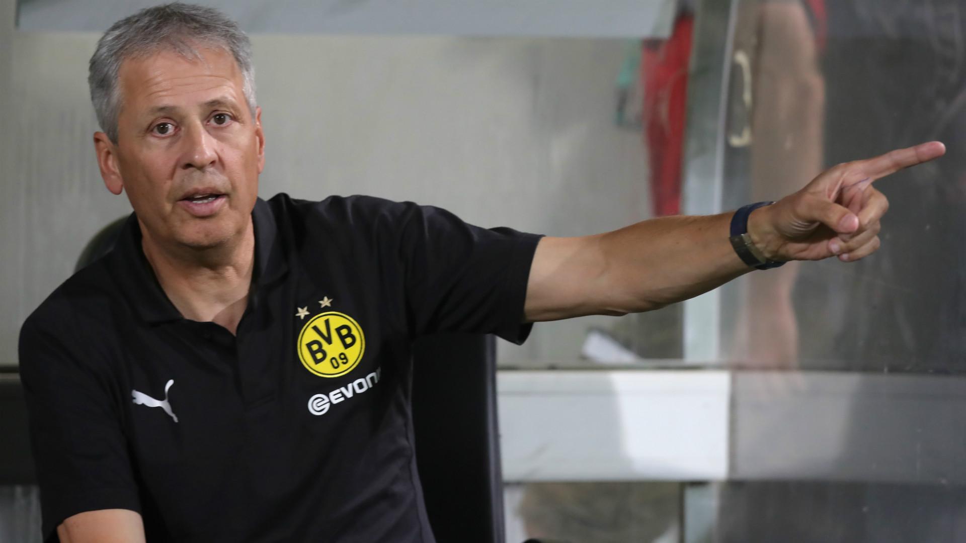 Lucien Favre Borussia Dortmund 20082018