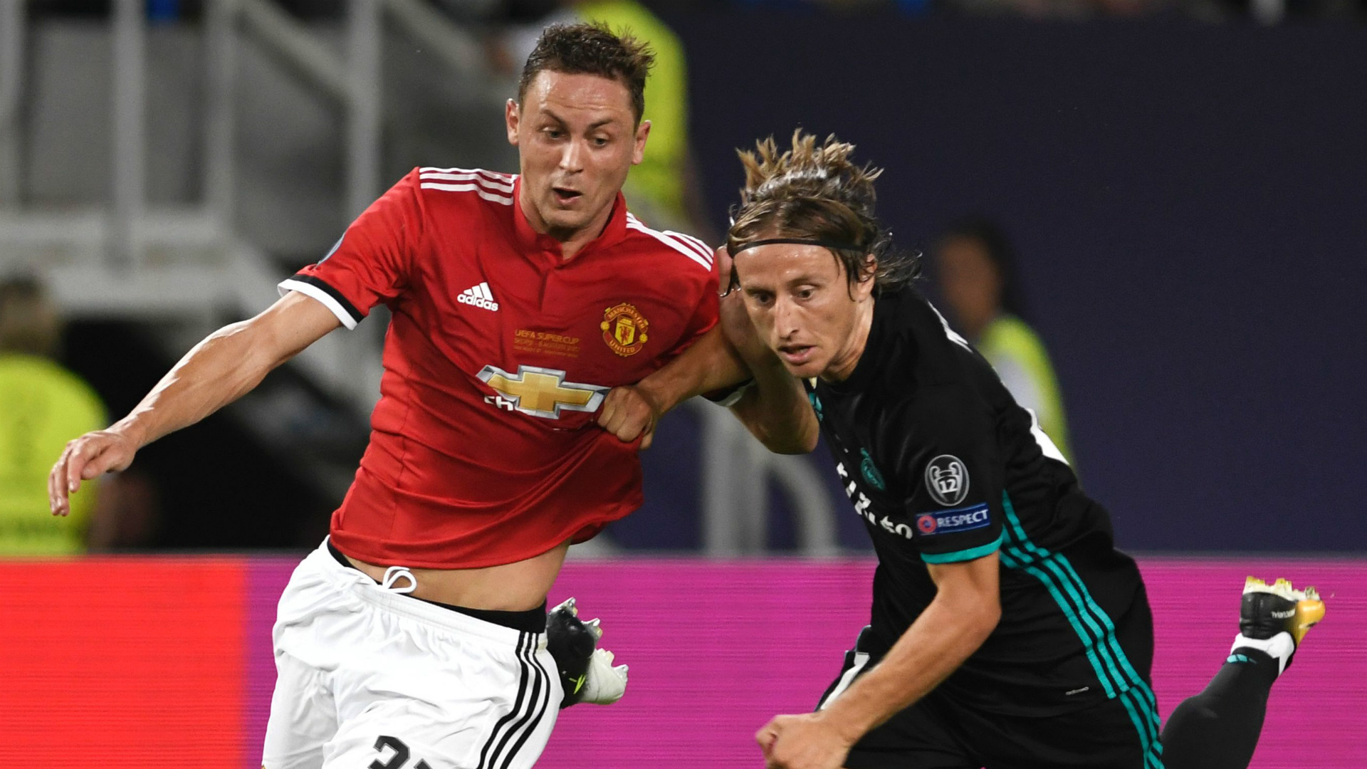 Nemanja Matic Manchester United 2017