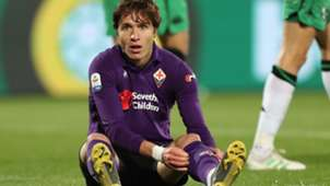 Federico Chiesa Fiorentina Sassuolo Serie A 2019