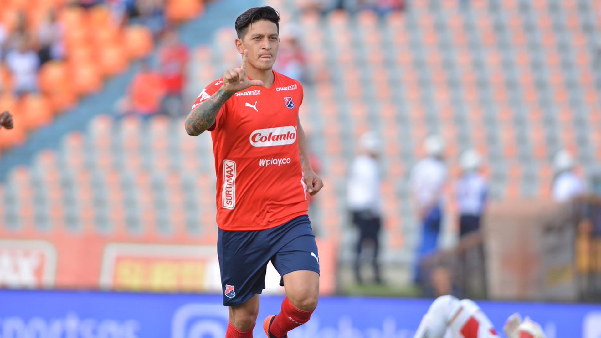 German Cano Independiente Medellin Liga Aguila 2018
