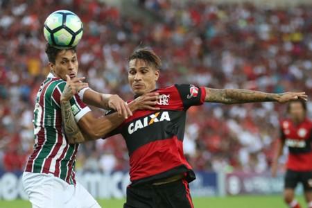 Guerrero Fluminense x Flamengo 18062017