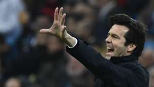 SANTIAGO SOLARI REAL MADRID RAYO VALLECANO LALIGA