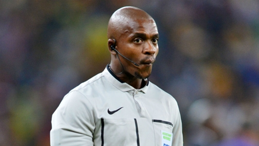 South African assistant referee Zakhele Siwela to run the line at the 2018 Fifa World Cup