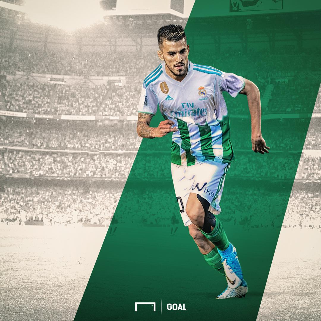 GFX Dani Ceballos Real Madrid Betis