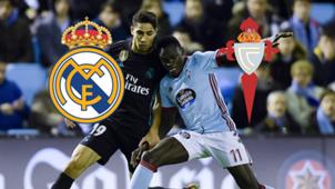 GFX Real Madrid Celta Vigo