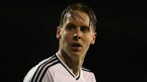 Stefan Johansen Fulham 2017-18