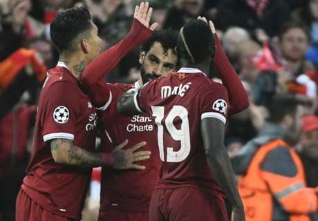 Liverpool set Champions League record in Roma rout