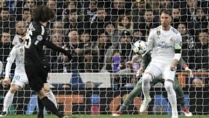 Rabiot Ramos Real Madrid PSG Champions League