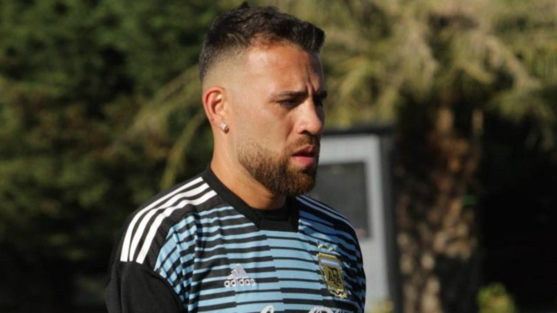 Nicolás Otamendi Argentina