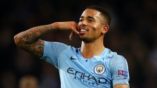 Gabriel Jesus Manchester City Shakhtar Donetsk Champions League 2018-19