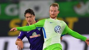 Maximilian Arnold Wolfsburg Bremen  091917
