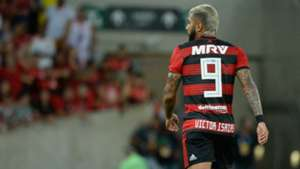 Gabigol homenagem Flamengo Fluminense Carioca 14022019