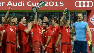 Bayern Munich Audi Cup