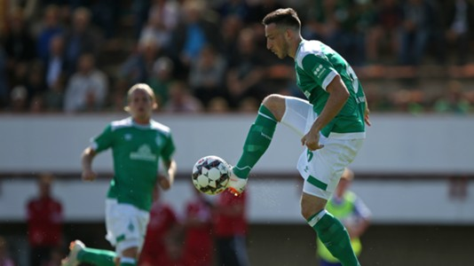 Kevin Möhwald Werder Bremen Pre-Season 10072018