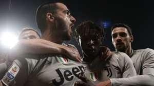 Leonardo Bonucci Cagliari Juventus