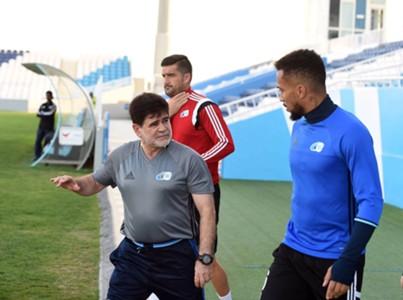 Abdulwahhab Abdulqader - Bani Yas' coach - UAE - Arabian Gulf League