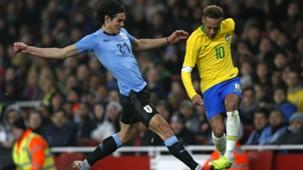 2018-11-18 Edinson Cavani Neymar