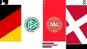 Germania UNDER21-Danimarca UNDER21 tv streaming