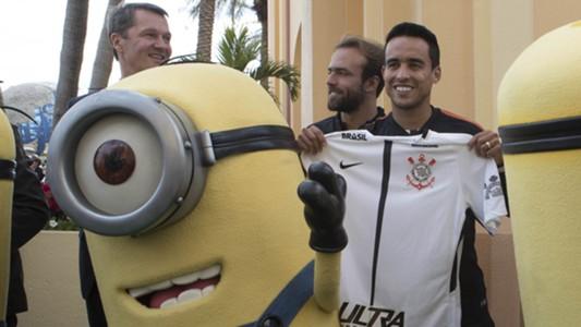 Jadson Corinthians Disney Florida Cup 09012018