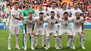 Uruguay WM 2018 Kader Ergebnisse Highlights