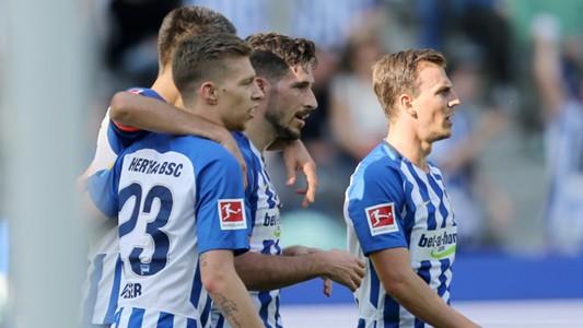 Mathew Leckie Hertha Berlin Bremen