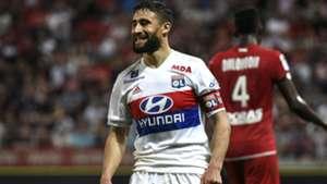 Nabil Fekir Olympique Lyon 20042018