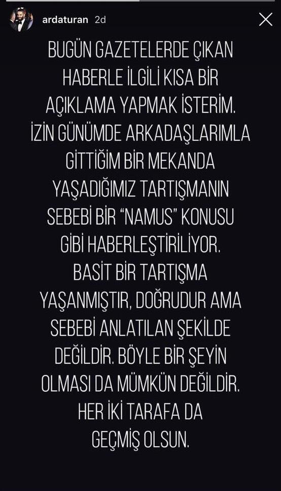 Arda Turan Instagram