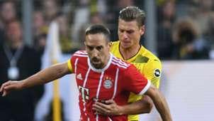 Franck Ribery Bayern Munich Borussia Dortmund Super Cup