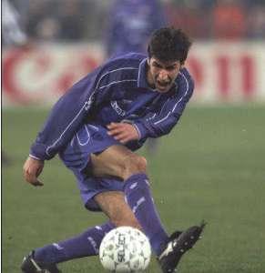 Raul Gonzalez Real Madrid 1996